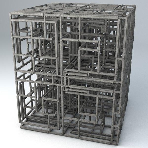 3D - neverend sci-fi