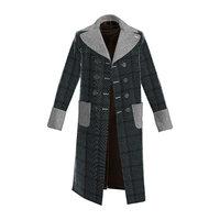 men suit jacket 3D model