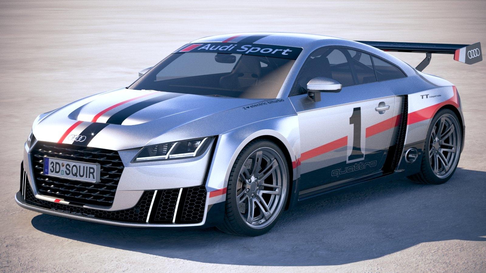 Audi Tt Rs >> Audi Tt Rs Clubsport Turbo 2017