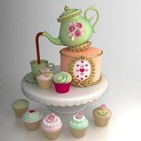 cake desert