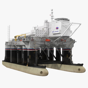 sea launch platform odyssey model