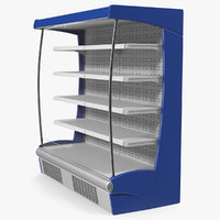 Wall Site Multideck Refrigerator