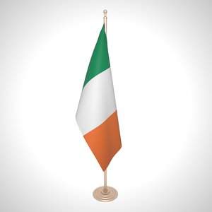 ireland flag model