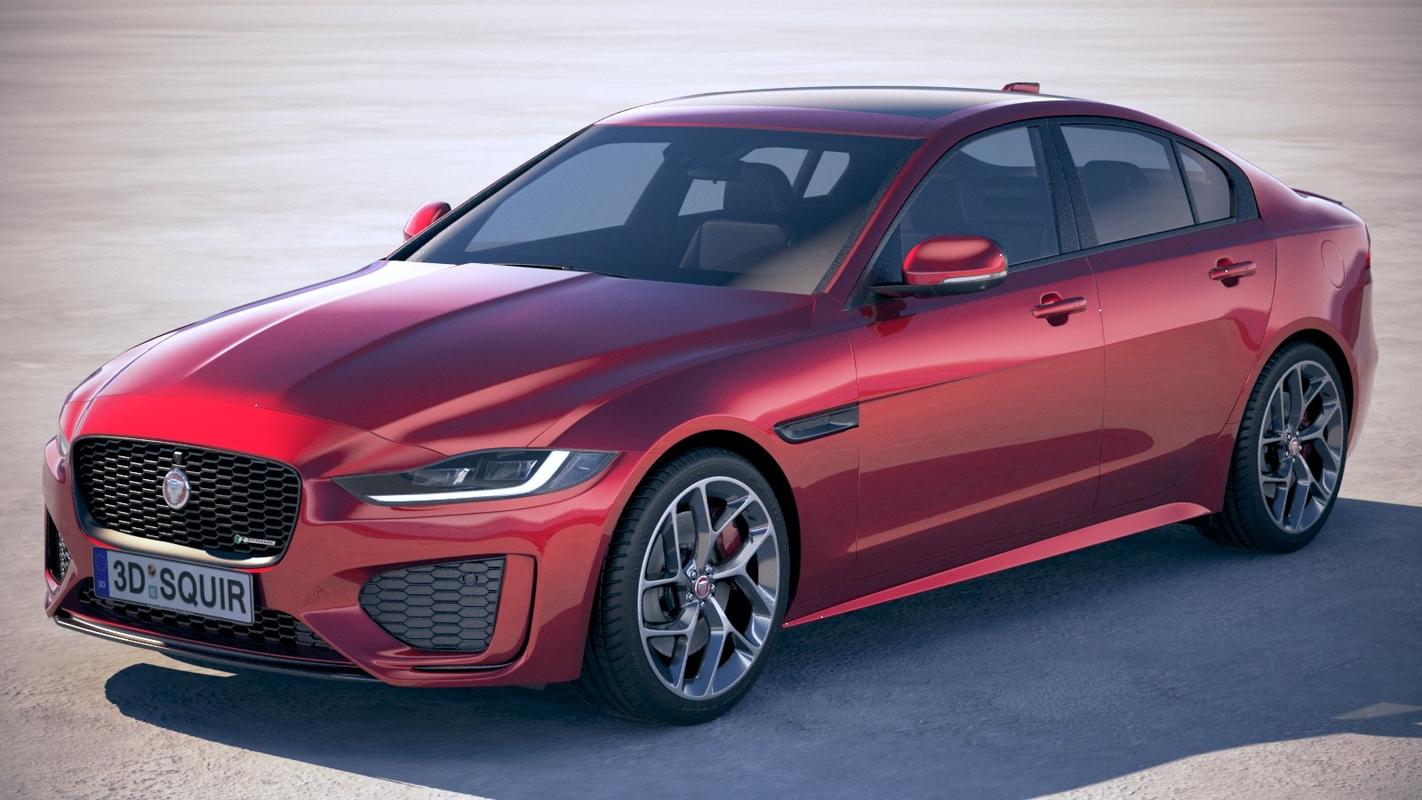 xe r-dynamic 2020 3D model