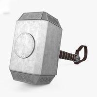 thor hammer model