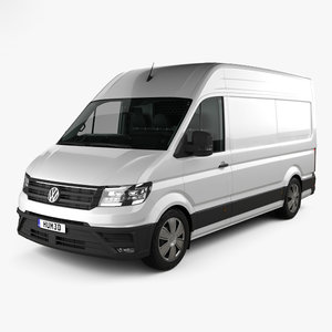 volkswagen crafter l1h2 3D