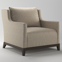 Kinkou Demi Wing Chair