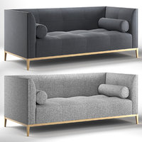 Connaught Sofa by Michael Reeves