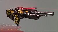 next-gen 3d weapon