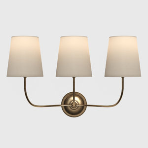 visual lights wall sconce 3D