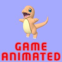 pokemon charmander 3D