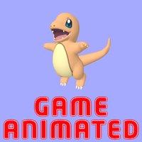 pokemon charmander 3D