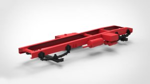 chassis body printing 3D model