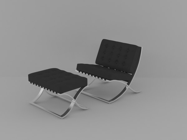 3D chester koltuk