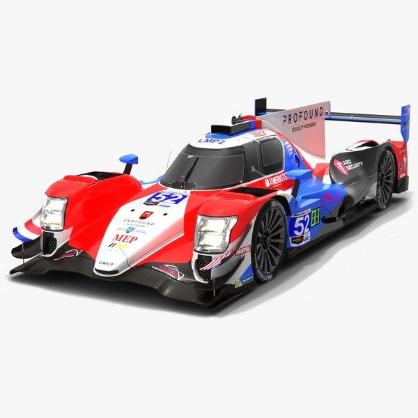 pr1 mathiasen motorsports 52 model