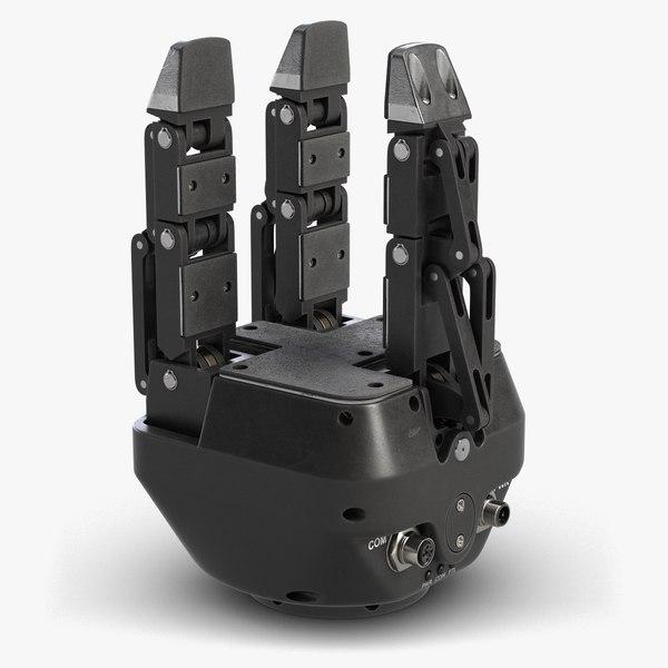 3D robot gripper