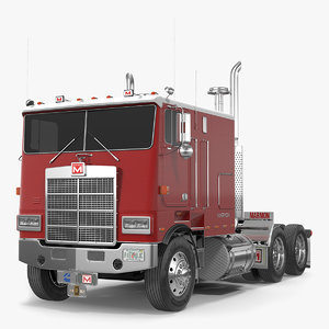 marmon 110p truck simple 3D
