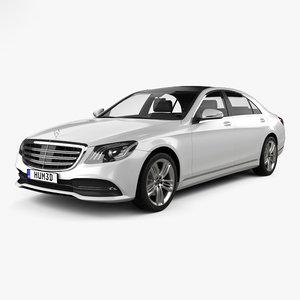 mercedes-benz s-class s model