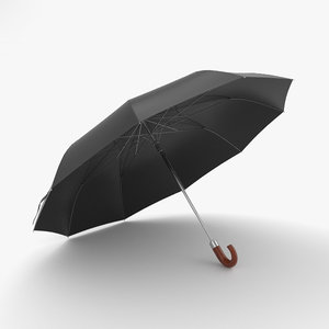 umbrella parasol fashion 3D