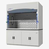 3D labconco protector xstream laboratory