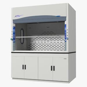 3D labconco protector xstream laboratory