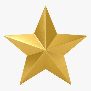 gold star model
