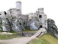 Castle Ruins 16K