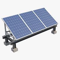 3D solar panel 1