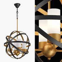 731147 cero lightstar hanging 3D model
