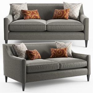 hogarth sofa chair company 3D model
