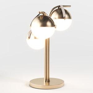 turri eclipse table lamp model