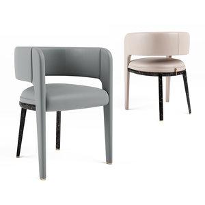 3D turri eclipse easy chair