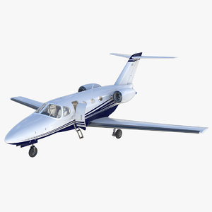 complete cessna mustang model