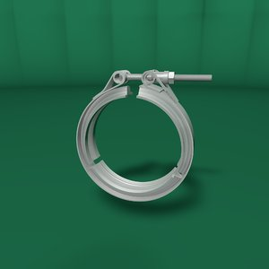 tube clamp model