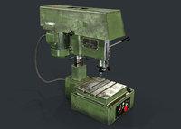 2M112 Drill Press - PBR - Machine Tools