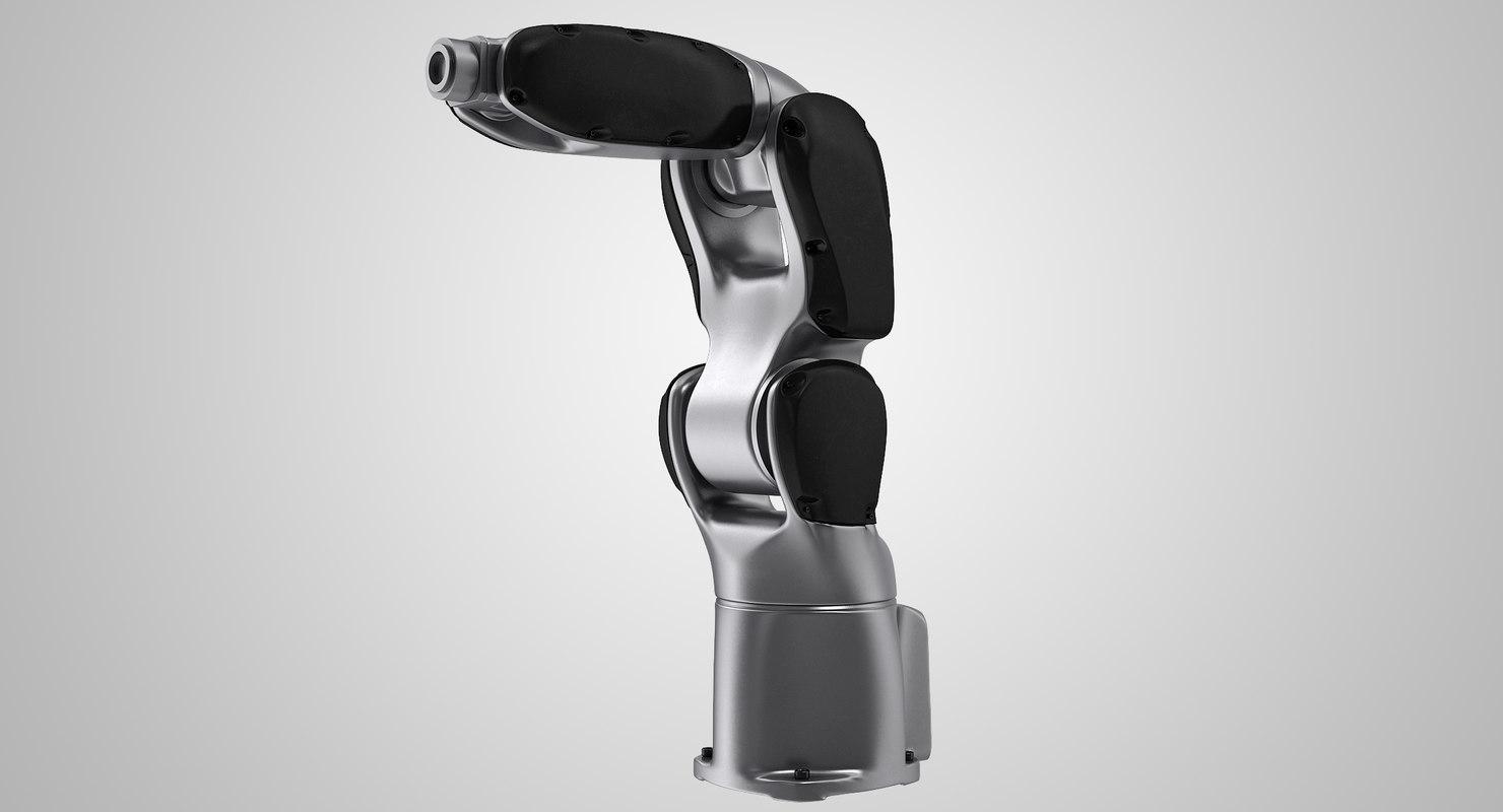 3D Small Robotic Arm