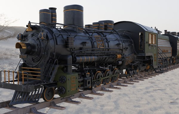 3D model corona