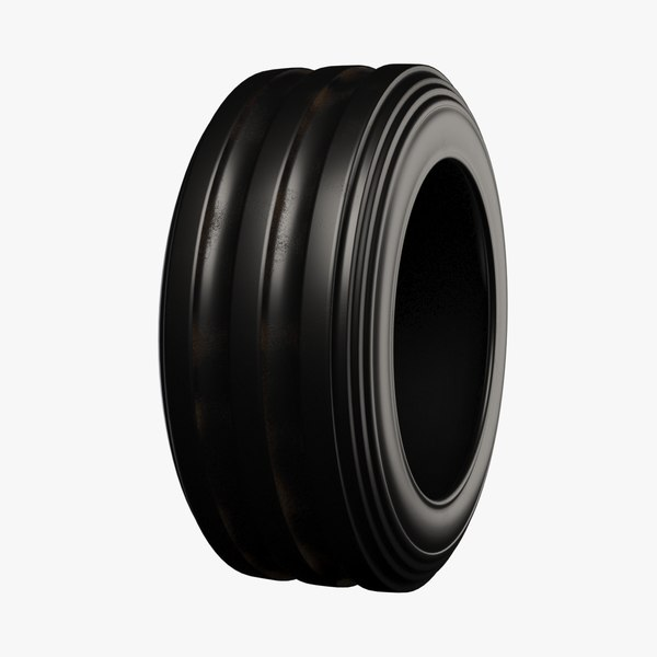 3D agriculture tire model