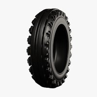 agriculture tire engines 3D