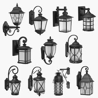 Wall Street Lantern Collection 11