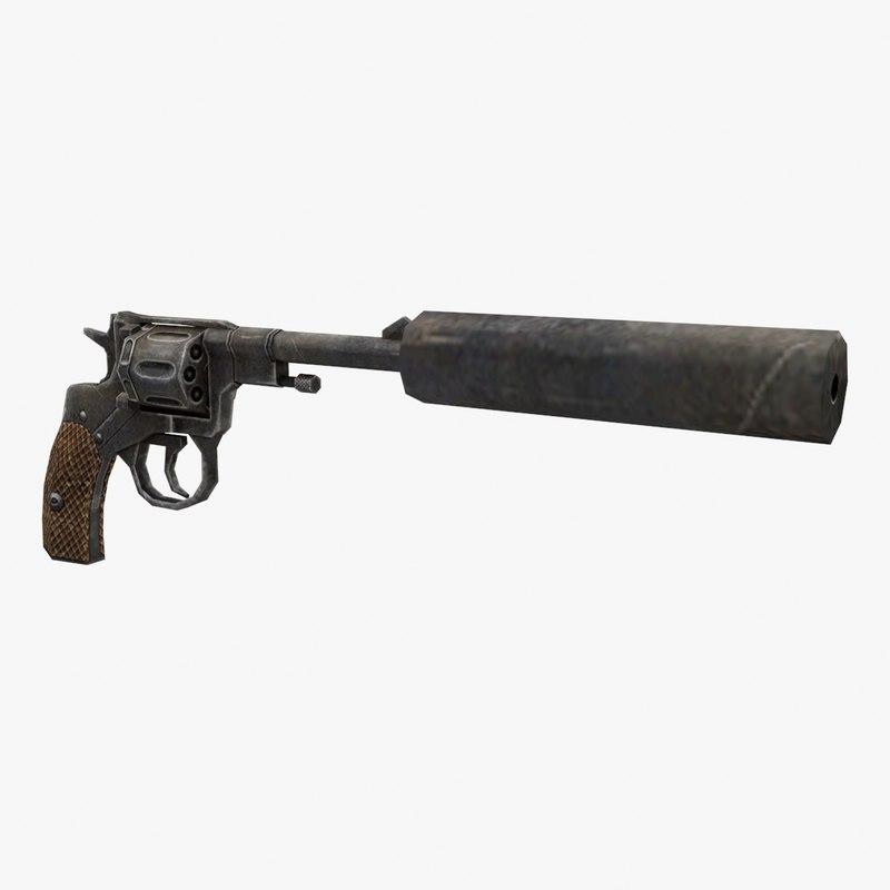 nagan gun model