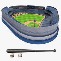 3D baseball pack
