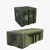military box ar 3D