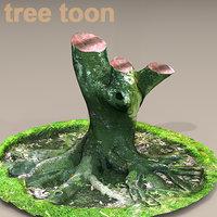 trunk 3D model