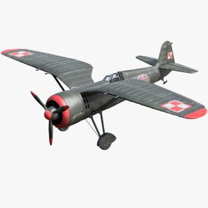 pzl 24g 3D model