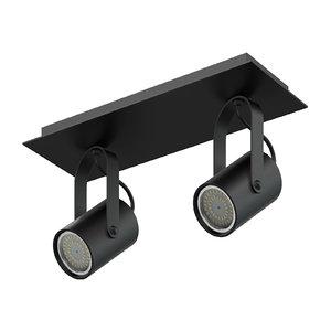 black double lights model