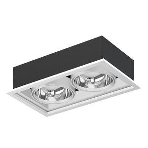 double ceiling light model