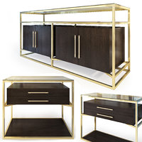 bedside curata hooker sideboard model