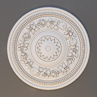 3D model rosette: europlast 1 56