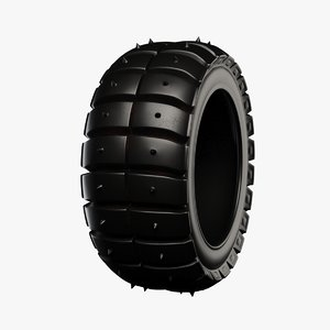 tire games engines 3D model